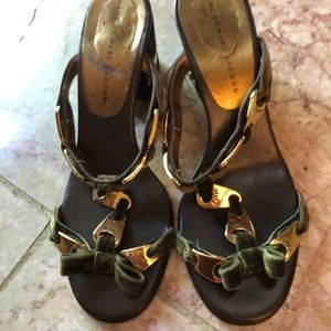 Marc by Marc Jacobs velvet shoes offers welcome